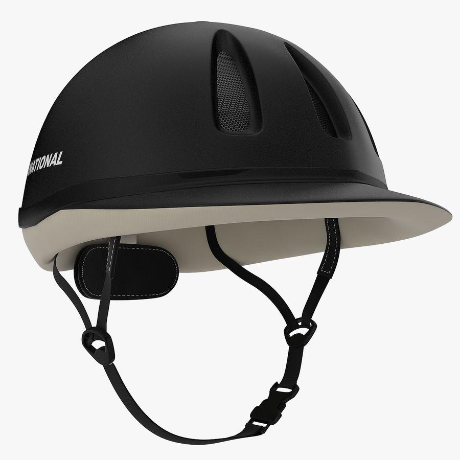 3d riding hors helmet viewer online